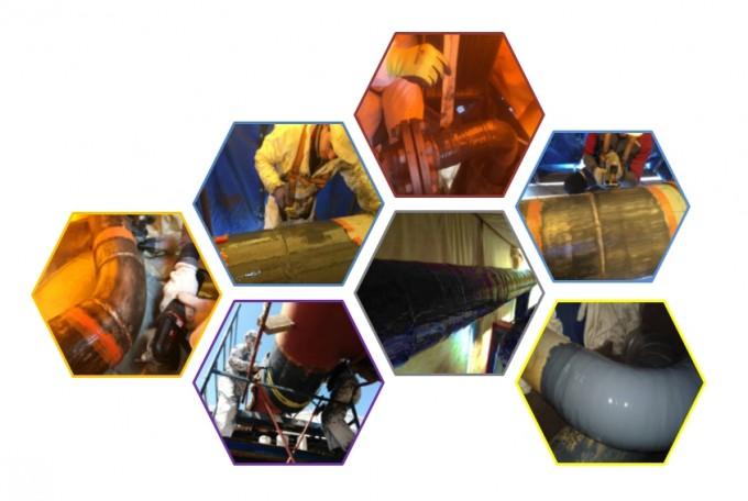 Композитный ремонт трубопроводов