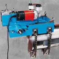 Cтанок для фрезерования шпоночных пазов KM4000