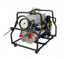 Насосный агрегат с пневмоприводом IQ-VAX2-PZ