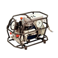 Насосные агрегаты для шпильконатяжителей Dual-TAX