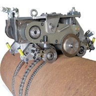 Станки для орбитальной резки труб и снятия фаски