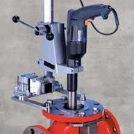 Станки для шлифовки и притирки сёдел VM2350, VM250
