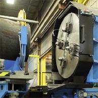 Станок серии ВВ для обработки отводов