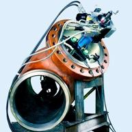 Станок для ремонта запорных клапанов MSIV VM9000