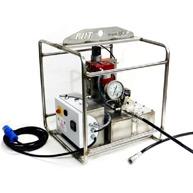 Выполненное по заказу оборудование серии H2O