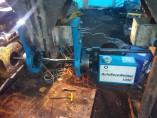 Портативный наплавочный комплекс Climax BW1000 в работе